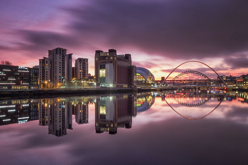 First place - Tyne Bridges - Phil Robson