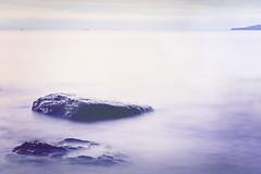 21/365: Frozen (Liv Annette) Tags: frozen still water ocean view landscape rocks slow shutter speed freeze 365 365project norway norge scenery