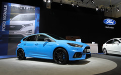 Ford Focus RS. (Tom Daem) Tags: ford focus rs brussels motor show