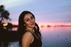 Sunset Raquel (anaclarvv) Tags: sunset sun photography girl boy guy lady woman man canon t3i 50mm lens fashion portraits handsome beautiful bokeh art artsy creative