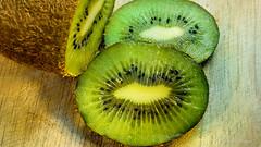 Kiwi (Milen Mladenov) Tags: 2018 closeup fruit kiwi macro food citrus green