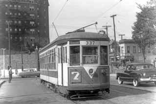 Westchester County - Third Avenue Railway System 337 Mt. Vernon Station-Yonkers Ave 7:Yonkers Avenue [TARS]-(116388)