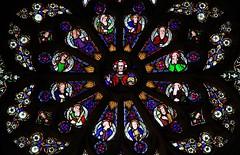 Stained Glass St Leonard's Church Charlecote Warks -271017 (20) (ailognom2005) Tags: stainedglasswindows stainedglasswindow colouredglass stleonardschurch charlecotewarks warwickshire churchwindows churches churcheschapels
