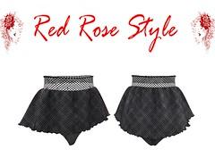 [RRS] Milla Skirt #6(Maitreya,Belleza,Slink,Tonic) (Red Rose Style) Tags: bale lindo saia