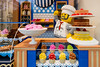 Lego toys exhibition (arnaud_martinez) Tags: children exhibition lego cake chef chief cook costume hapiness happy kids muffin scene showroom situation toys