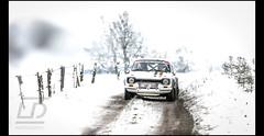Ford Escort RS 2000 Mk.I (1974) (Laurent DUCHENE) Tags: ford escort rs 2000 mki boucleslegend rallye rally rallycar historicrally motorsport car belgium snow neige automobile race youngtimer bastogne