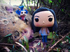 Sarah and Worm (Linayum) Tags: funkopop funko funkopopvinyl funkopopmovies labyrinth sarahandworm sarah worm toys toy toycollector juguetes juguete linayum