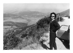 mamma in Abruzzo 1961 (dindolina) Tags: photo fotografia family famiglia blackandwhite bw biancoenero monochrome monocromo marialaviniabovelli mountain montagna abruzzo italy italia 1961 1960s sixties annisessanta vintage