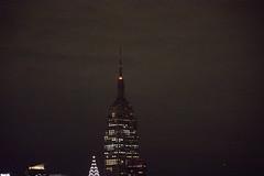 The Empire State Building goes dark to honor the victims of the Marjory Stoneman Douglas High School shooting. (apardavila) Tags: esb empirestatebuilding hoboken manhattan nyc newyorkcity skyline skyscraper