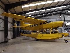 G-MDJE Cessna Caravan 208 Private (Aircaft @ Gloucestershire Airport By James) Tags: gloucestershire airport gmdje cessna caravan 208 private egbj james lloyds