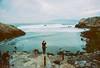 Portra 160 - SF Sutro Baths (Kevrockydon) Tags: film filmphotography 35mm nikkormat el nikkormatel kodak kodakportra portra portra100 sutrobaths sutro sea water landscape nature beach cliff cliffside rocks