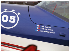 Extra EA-330SC - F-TGCJ (Aerofossile2012) Tags: extra ea330sc ftgcj evaa voltige avion aviation ambassadeurs arméedelair meeting airshow laferté 2016