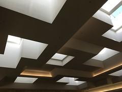 Fair Oaks Mall (Fairfax, VA): Ceiling Skylights (batterymillx) Tags: fairoaksmall fair oaks mall shopping shoppingmall center shoppingcenter fairfax virginia va retail store stores shop shops taubman centers taubmancenters interior skylight skylights ceiling