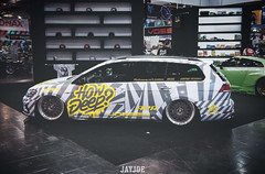 ESSEN MOTOR SHOW 2017 (JAYJOE.MEDIA) Tags: vw golf mk7 variant r volkswagen low lower lowered lowlife stance stanced bagged airride static slammed wheelwhore fitment vossenwheels apr