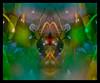 a dual capsule (pete ware) Tags: sporophytes wrappedinawaterbubble butterflyimage macro nikon ringflash peteware photoshop teaser fun colourbalance layers capsules mirror bigboobsandastrangecorset