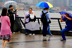 A Flickr Clean Out! (dagboshoots) Tags: shanghai thebund bund photography selfie china wet weather cold cloudy grey umbrella travel 35mm xt2 fujifilm fuji dagbo dagboshoots flickrfades