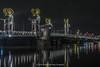 DSC_0212 (Patrick Herzberg) Tags: 2018 nederland avond avondfotografie brug d5200 hanzestad ijssel kampen langesluitertijd longexposure nacht nikon reflectie stad stadsbrug tokina tokina1224