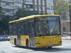 Hispano Habitt Man midi 842 de Lat (Bus Box) Tags: hispanohabitt man lat latbus autobus bus urbano murcia