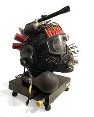 Industry Helmet (Vincent Mattina (aka FLUX)) Tags: helmet industry gear weapon war sciencefiction