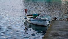 Čikat bay (sandrotariba) Tags: barka mreža uvala čikat mali lošinj
