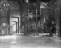 """Gypsy"" (jericl cat) Tags: 1962 gypsy mervyn leroy rose lee movie minskys theatre theater interior hollywood history scene still production photo filminglocationsstage19 warnerbrothersburbankstudios"