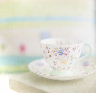 New teacup