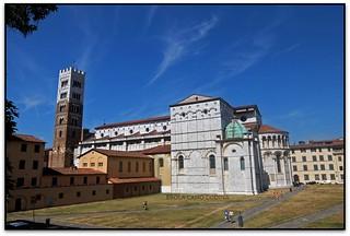Cattedrale di San Martino, Lucca (Italia)