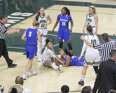 1002991 (jet45701) Tags: ohio university womens basketball vs buffalo 1172018 convo