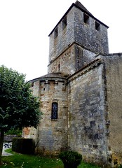 Marillac-le-Franc - Saint-Didier (Martin M. Miles) Tags: marillaclefranc fortified charente 16 nouvelleaquitaine france