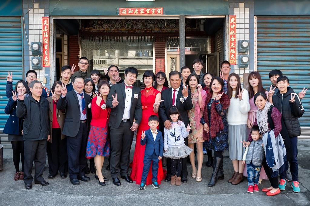【婚攝】鎧豪 & 侶任 / 雲林大橋園餐廳