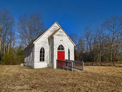 St. Margaret's Church (r.w.dawson) Tags: carolinecounty virginia va usa st margarets church architecture building abandoned