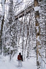 Firesteel Trestle Camping Trip, December 2017-11 (Invinci_bull) Tags: winter wintercamping snow snowshoes camping upperpeninsula up michigan michigansupperpeninsula mi forest stateforest firesteel firesteelriver