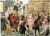 The Street Theatre (pefkosmad) Tags: jigsaw puzzle hobby leisure pastime complete 1008pieces used secondhand gibsons heritage thestreettheatre ernstklimt art painting