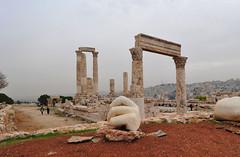 Citadel, Amman, Jordan 2 (17) (tango-) Tags: giordania jordan middleeast mediooriente الأردن jordanien 約旦 ヨルダン citadel amman