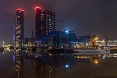 Leeuwarden Westersingel op 26-01-2018