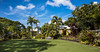 The Romney Estate on the Caribbean Isand of St Kitts (clive_metcalfe) Tags: romney estate stkitts palms grass bench seat buildings flowers plants tui