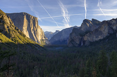 Winter Morning Tunnel View (rschnaible (Not posting but enjoying your posts)) Tags: yosemite national park california sierra nevada mountains rugged outdoor hike landscape