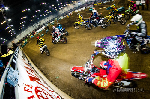 Supercross Goes 2018