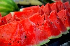 Delicia no Mercado Central de Belo Horizonte, MG (FernandoPaoliello) Tags: melancia mercadocentral bh vermelho fruta