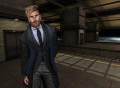 Daddy (CodyAdored) Tags: deadwool second life virtual male fashion avatars