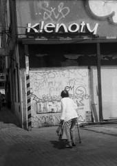 Old Times (Kojotisko) Tags: streetphoto streetphotography brno czechrepublic czechia