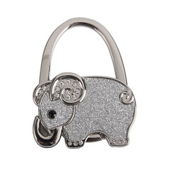 Elephant Rhinestone Handbag Hook Holder (mywowstuff) Tags: gifts gadgets cool family friends funny shopping men women kids home