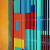 - Abstract Fence - (Jacqueline ter Haar) Tags: school rotterdam colourful fence hek abstract vijverhofstraat colors