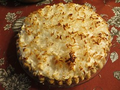 Coconut (TagDragon) Tags: food thanksgiving pie dessert coconut 2017