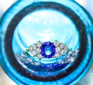 Ring in a Bottle