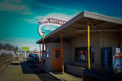 Hutchins Drive-In (Bob G. Bell) Tags: hutchins ky barbecue restaurant benton marshall xpro1 bobbell rccola royalcrown