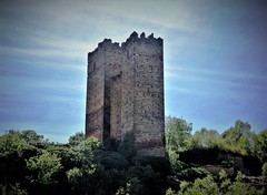 Castillo de Ruesta. (Eduardo OrtÍn) Tags: castillo aragón zaragoza ruesta