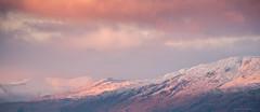 Ardgour Dawn (Sarah_Brooks) Tags: creachbheinn garbhbheinn scotland scottish highlands onich fortwilliam lochlinnhe seascape sealoch mountainscape mountains ardgour