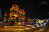 Buddha Tooth Relic Temple during Chinese New Year (REVIT PHOTO'S) Tags: winner alt buddhatoothrelic templesinsingapore chinesenewyear chinatown lighttrail