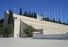 The Olympic Stadium Athens (big_jeff_leo) Tags: athens greek greece stadium ancient olympics 1896 capital europe sport stone track blue